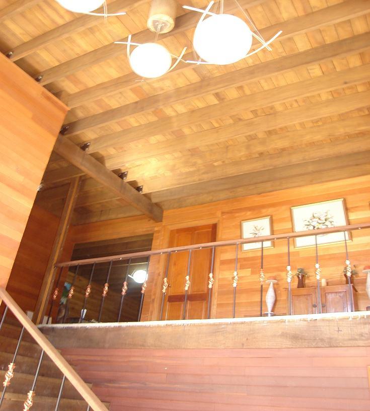 Techo de madera casas dise o americano - Techos para casas de madera ...
